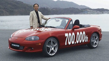 Mazda MX-5 & Takao Kijima, Chief Engineer
