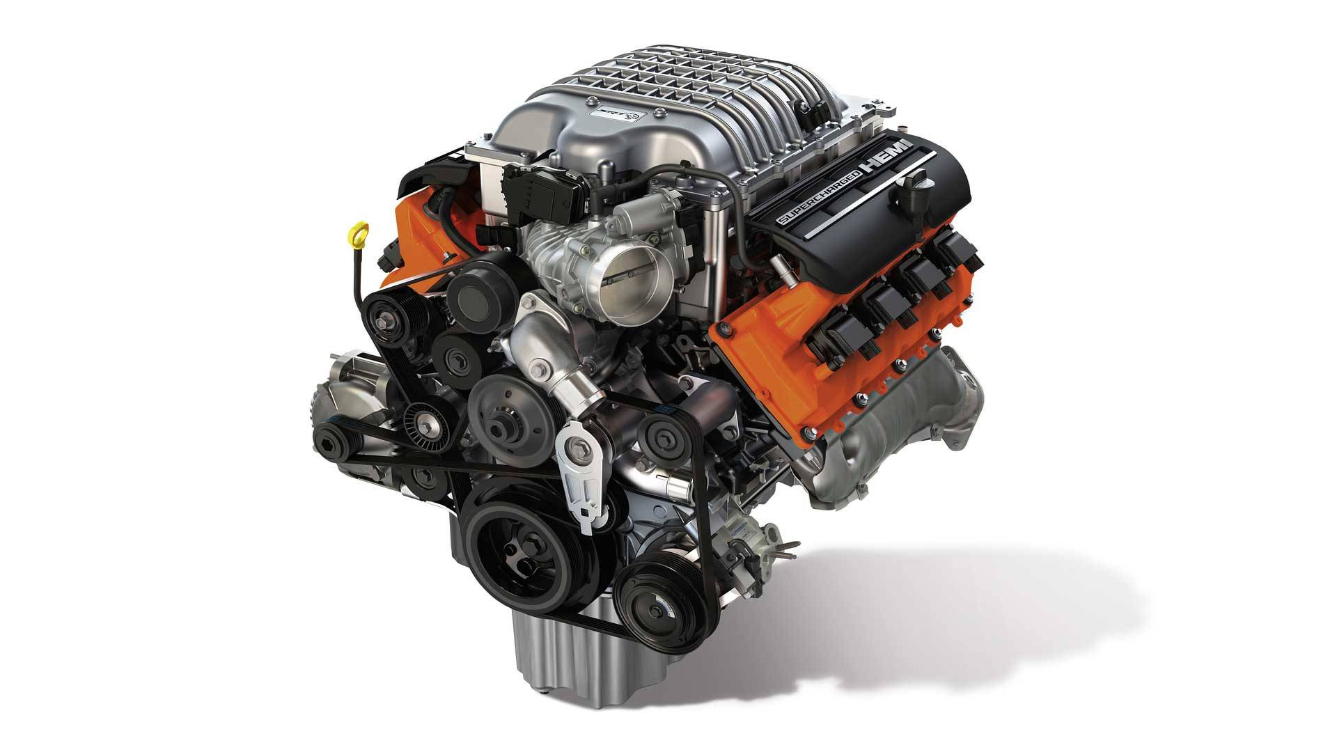 Hellcat Everything Factory Mopar Crate Engine Now 4500 Cheaper Dodge Neon Srt 4 Wiring