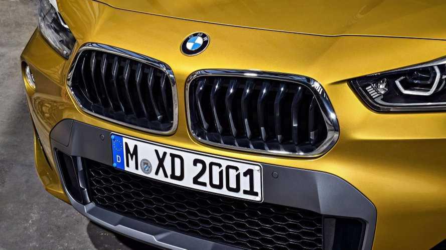 BMW pode lançar SUV compacto de entrada para ficar abaixo do X1