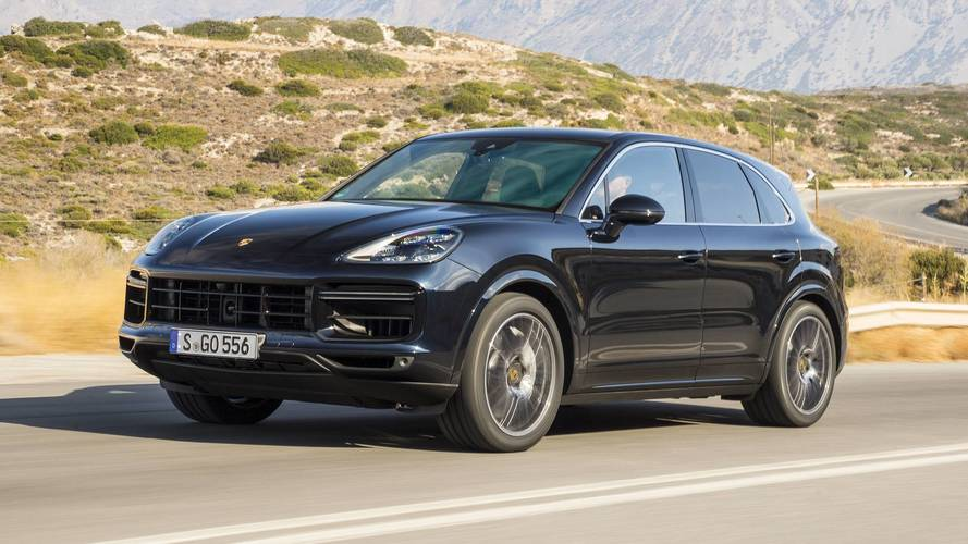 2019 Porsche Cayenne First Drive: Get Everywhere Fast