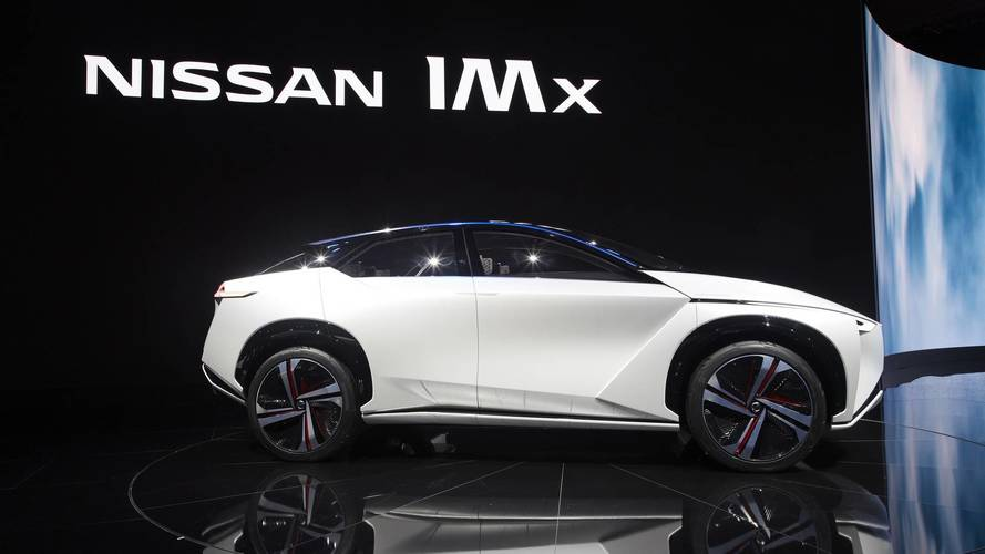 Nissan registra IMS e IMQ para possíveis SUVs elétricos