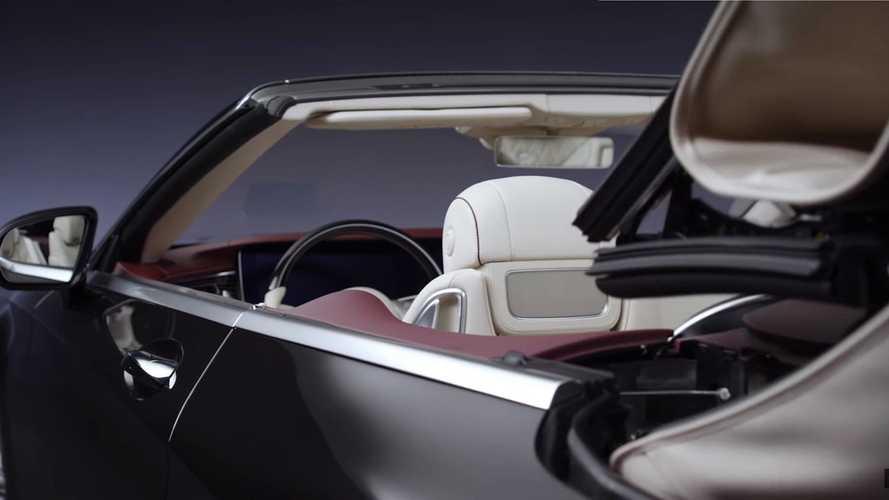 El Mercedes Clase S Cabrio 2018 está a punto de llegar