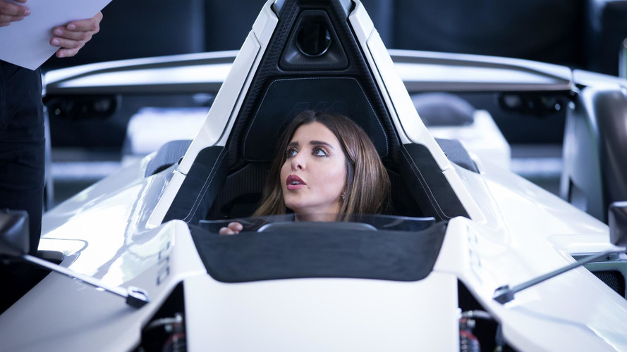 BAC Mono Supercar Gets Its First Female Owner