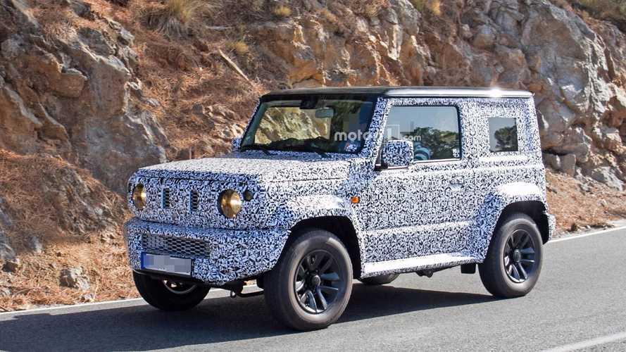 2018 Suzuki Jimny - Flagra