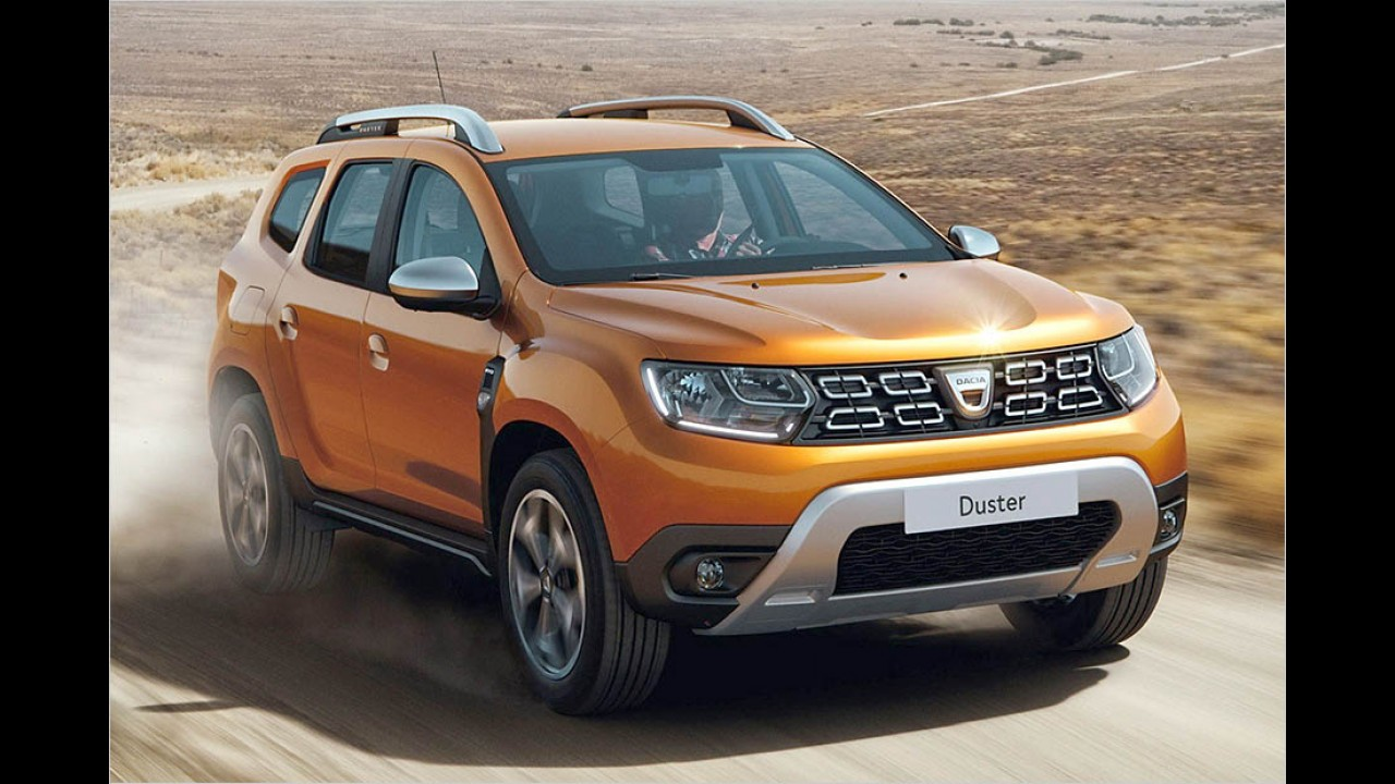 109 PS: Dacia Duster dCi 110