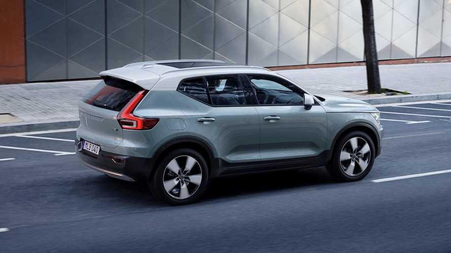 Un nouveau trois cylindres essence pour le Volvo XC40