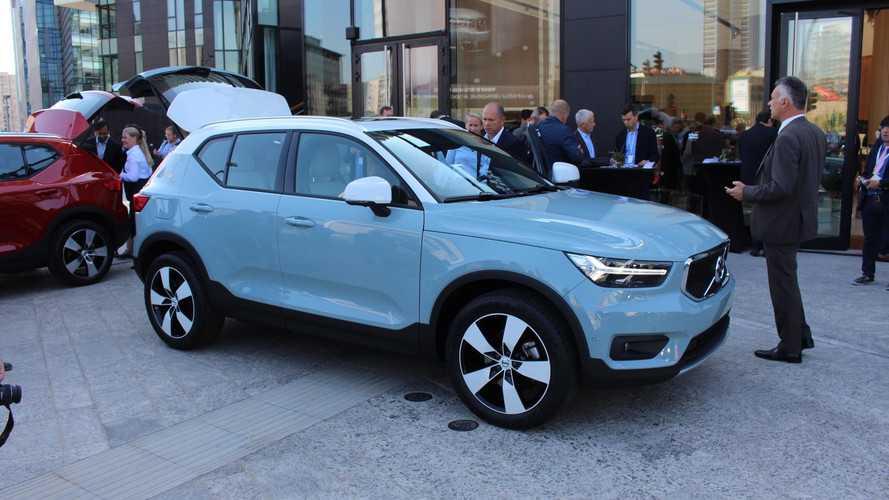 Óriási az XC40 iránti kereslet, gyártókapacitás-bővítést hajt végre a Volvo