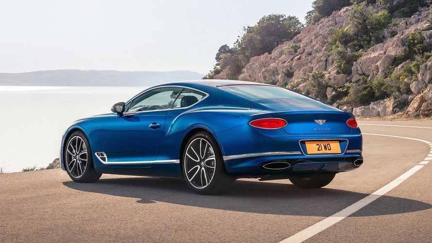 8adf096ae Conheça o novo Bentley Continental GT, o mais poderoso da história