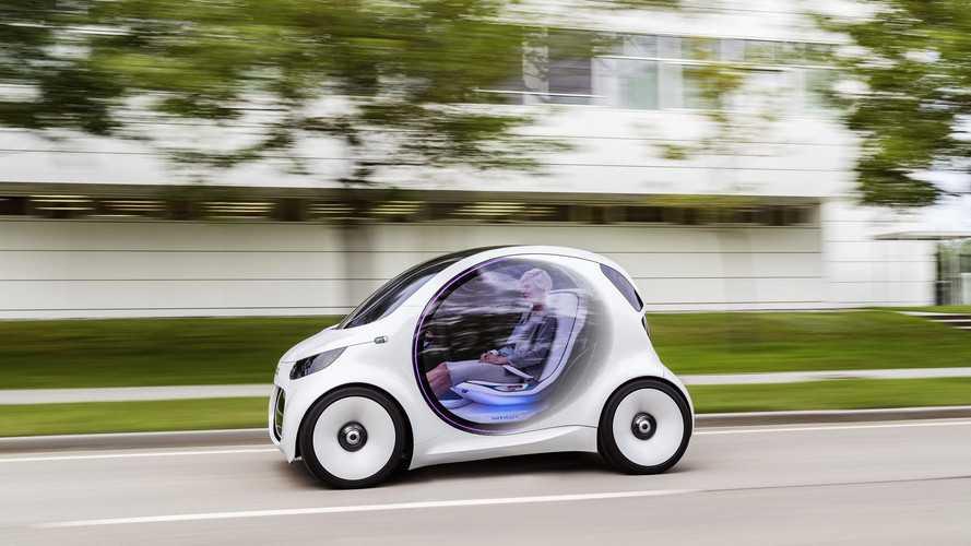 Smart - Bientôt uniquement de l'électrique en Europe ?