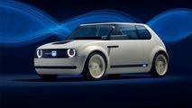 Honda Urban EV Concept imágenes oficiales