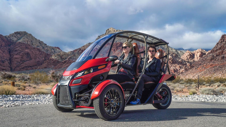 Arcimoto Signature Series Are The