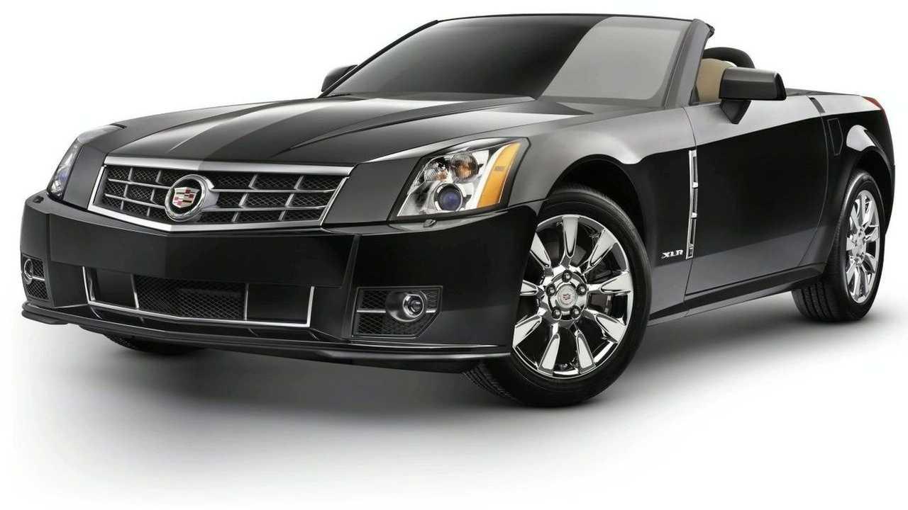 2009 Cadillac XLR Roadster