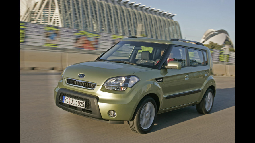 Kia Soul Fifa World Cup tm Edition