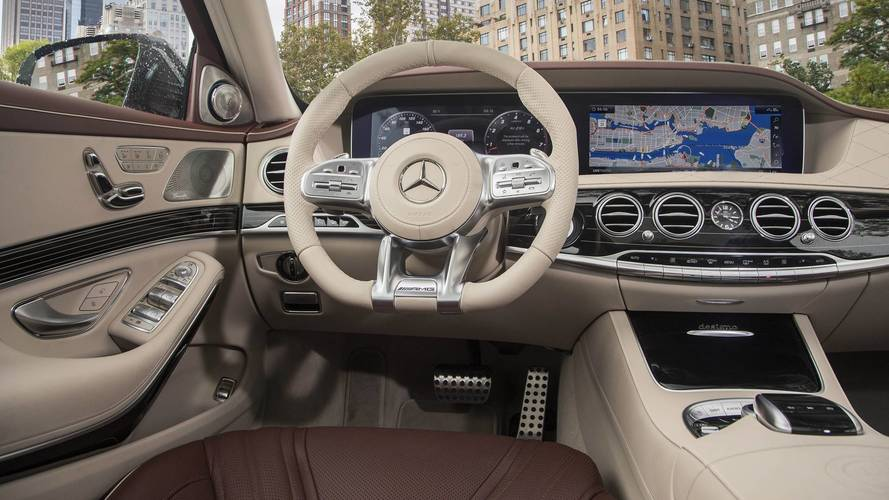 2018 mercedes amg s65 review the irrational monster. Black Bedroom Furniture Sets. Home Design Ideas