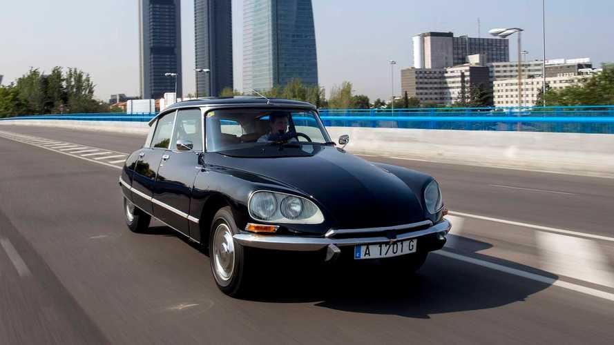 El Citroën DS cumple 65 años: un coche adelantado a su tiempo