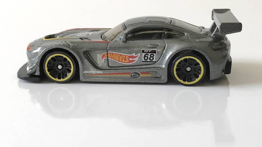 Mercedes-AMG GT - Hot Wheels Project Cars 2