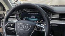2019 Audi A8 Trafik Sıkışıklığı Pilotu