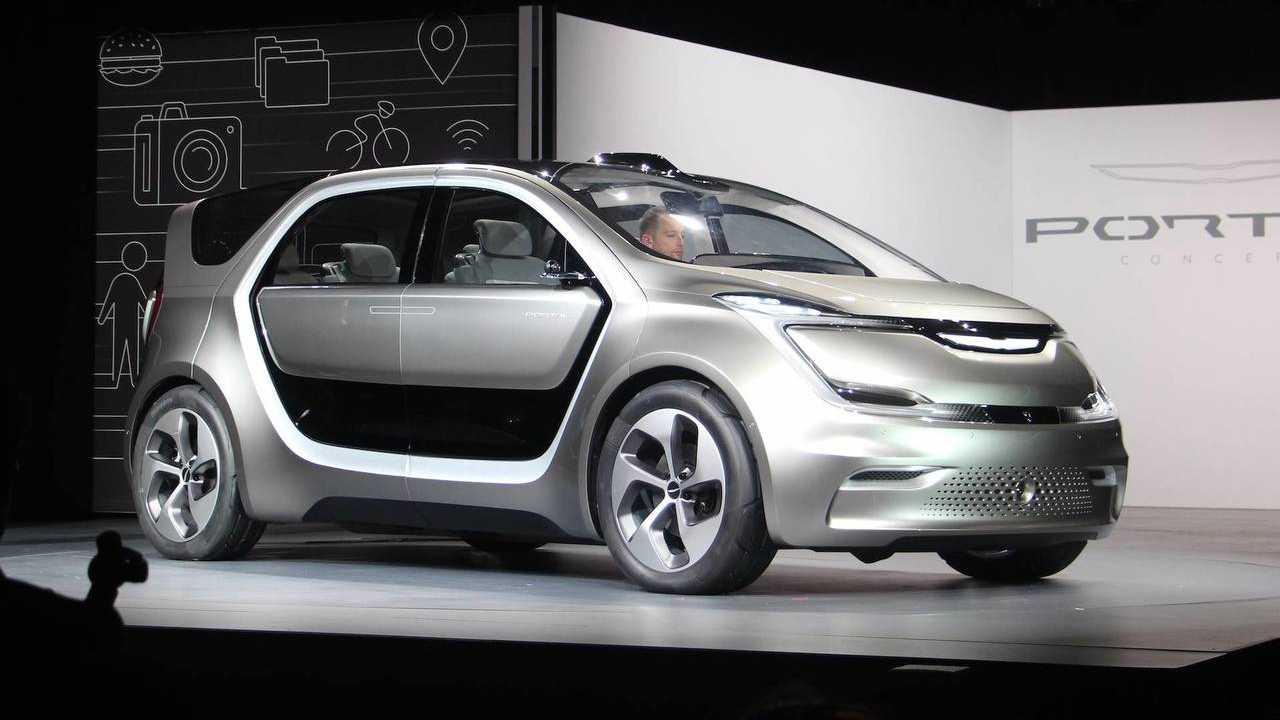 2019 Chrysler Portal