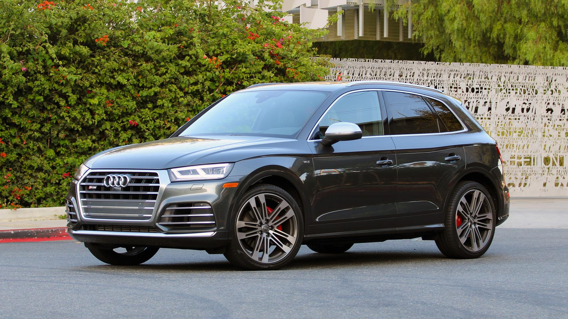 2018 Audi Sq5 Review S Is For