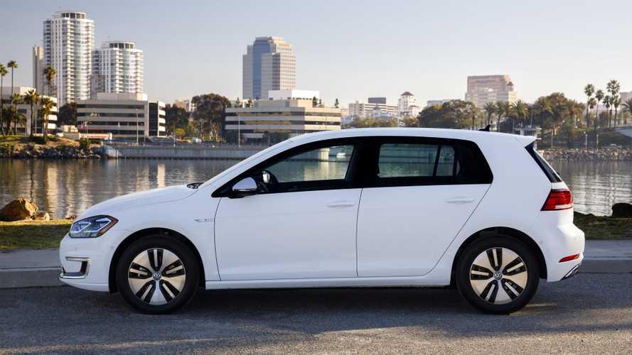 VW e-Golf ficará na linha de produção por mais tempo que o previsto