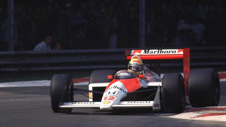 El McLaren MP4/4, de 1988, es el coche favorito de los fans de la F1