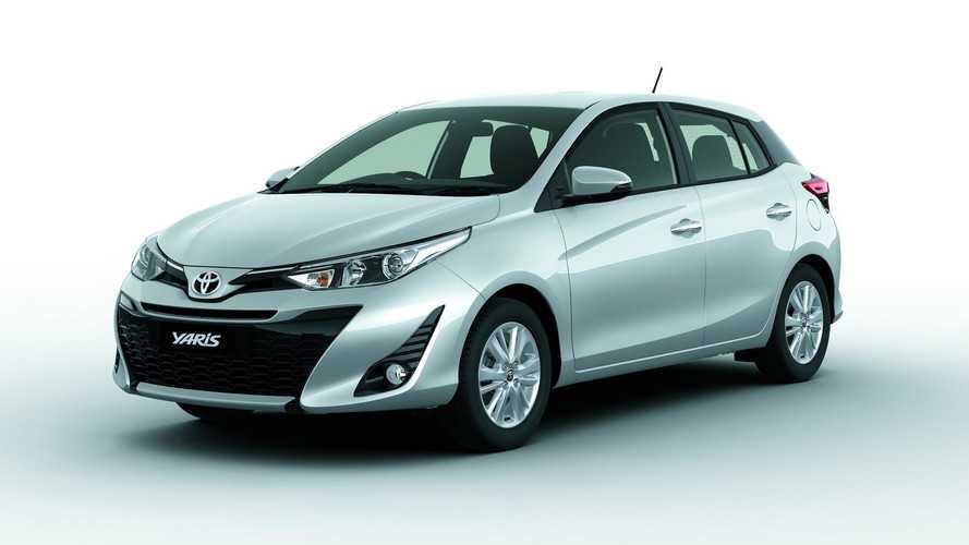 Toyota já contrata funcionários para produção do Yaris no Brasil