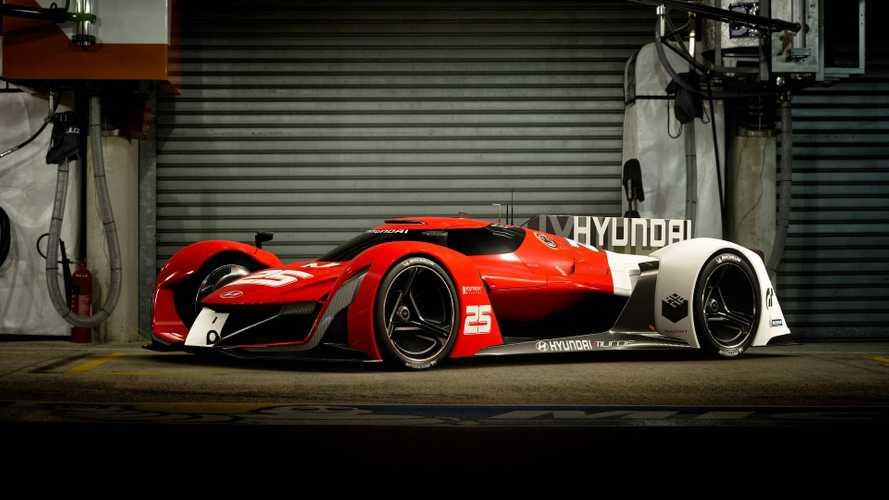 Hyundai N 2025 Vision GT konsepti sanal olarak sürülebilecek