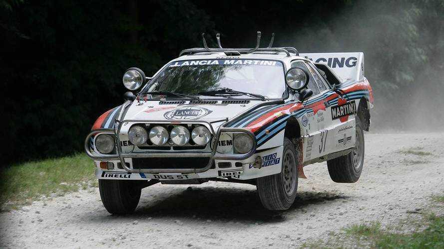 Lancia 037 1982