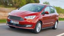 C-Max und Grand C-Max: Ford gibt Vans auf