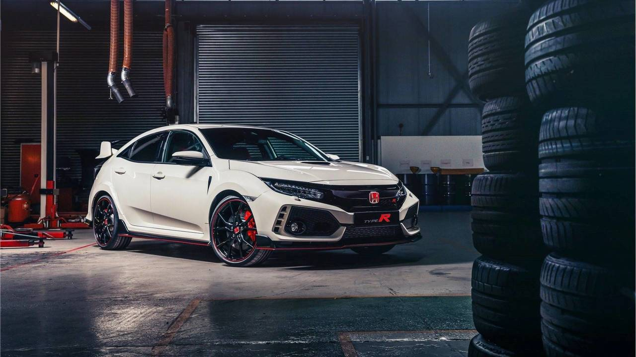 5. 2017 Honda Civic Type R: 316bhp