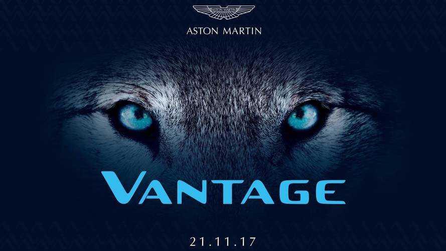 El Aston Martin Vantage 2018 se presentará el 21 de noviembre