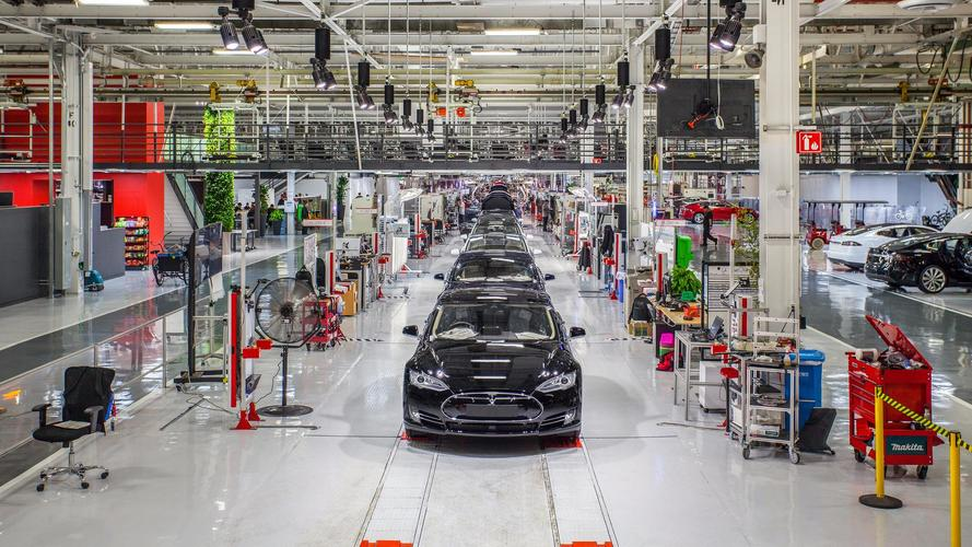 Production Tesla