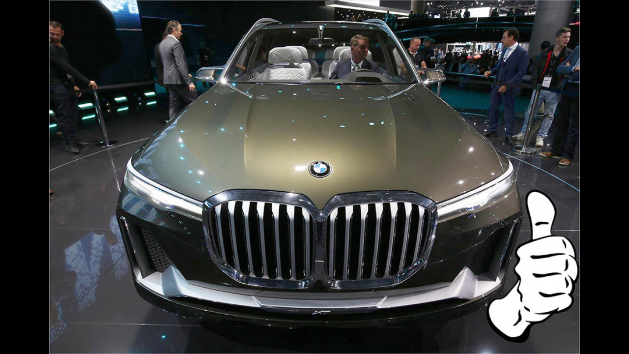 Stefan Wagner – Top: BMW Concept X7 iPerformance