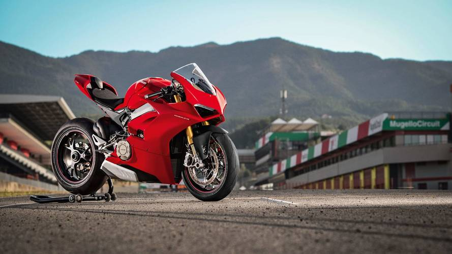 Cheaper, Detuned V4 Ducati Engine In The Works