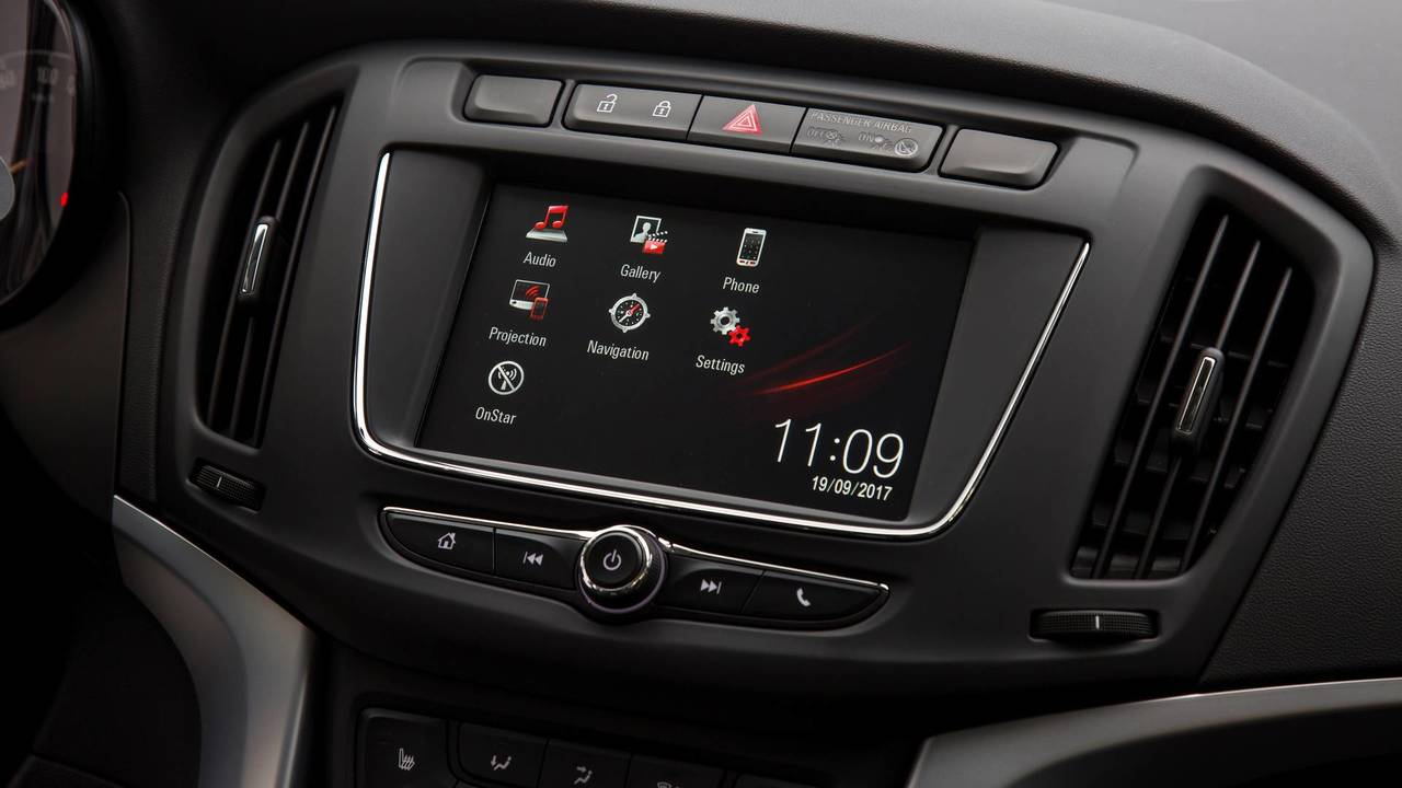 Next-gen infortainment for Vauxhall Zafira