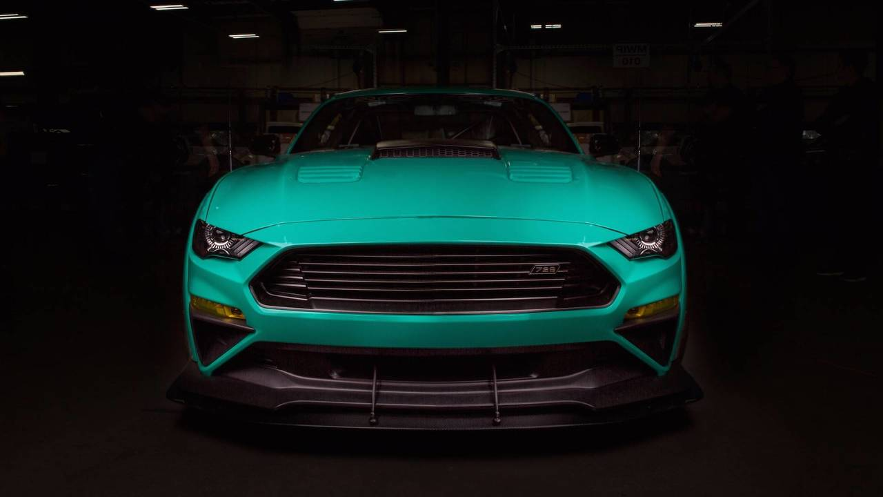 2018 Roush Ford Mustang 729