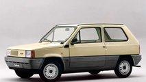 40 Jahre Fiat Panda