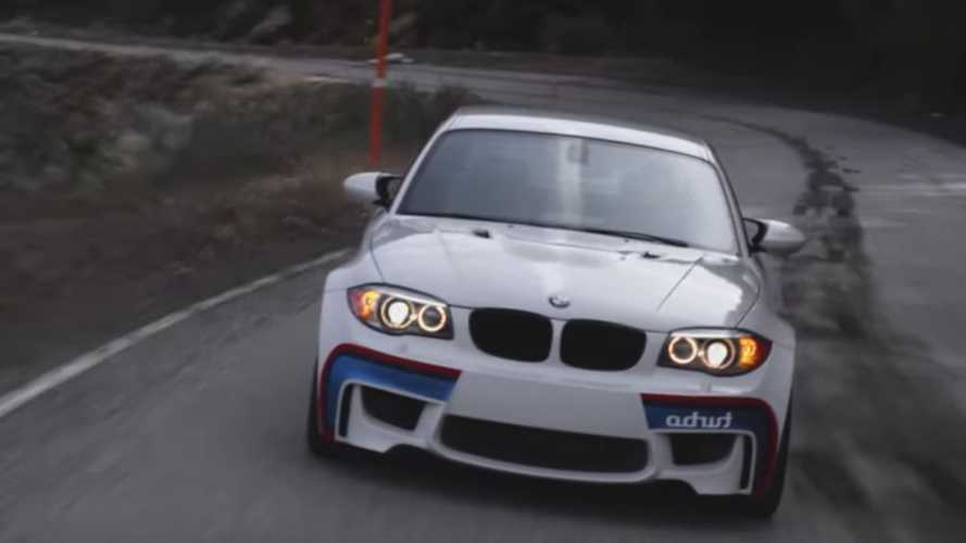 Man Loves His BMW 1M Coupe