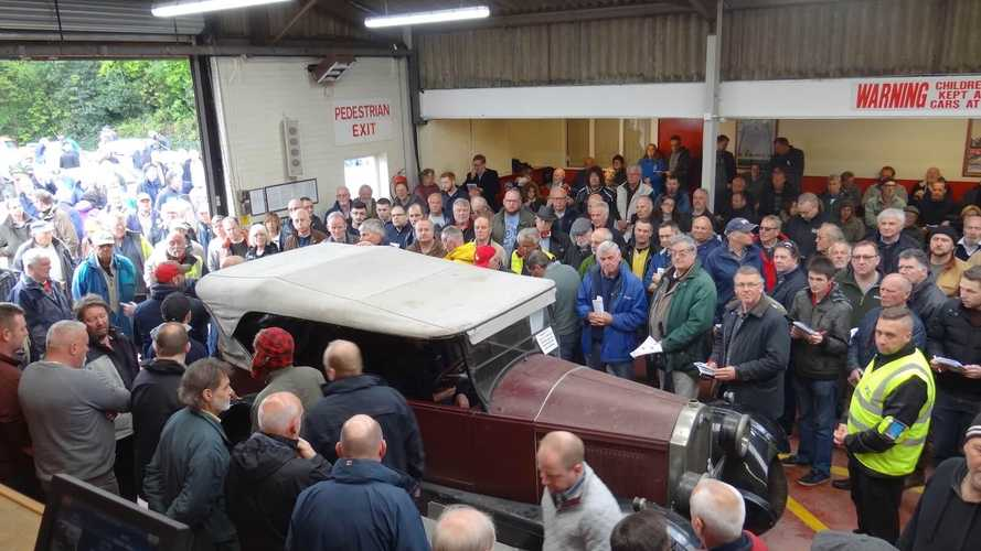 Market: pre-war cars achieve best prices at strong SWVA sale
