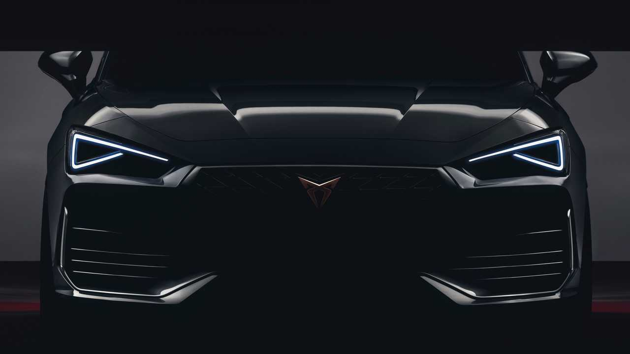 2020 Cupra Leon teaser image
