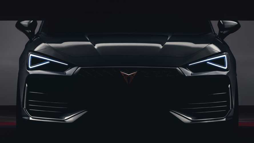 Cupra Leon officially teased ahead of February 20 debut