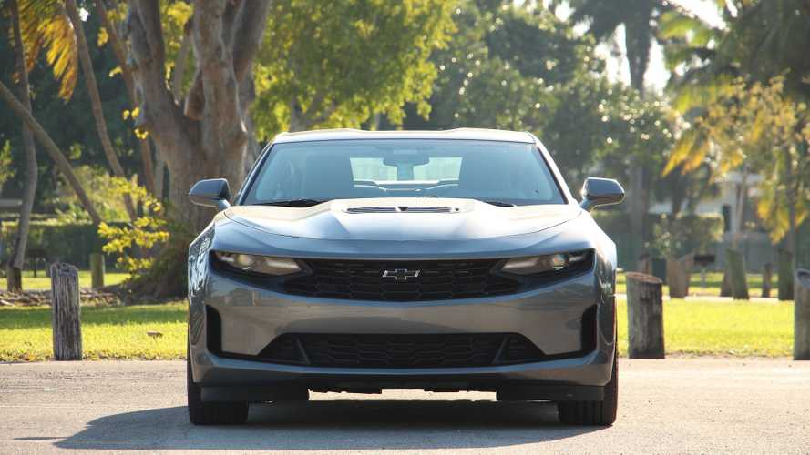 Chevy Camaro Sales Tank By Nearly 50% Last Quarter