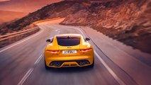 Обновленный Jaguar F-Type - первый тест в Португалии