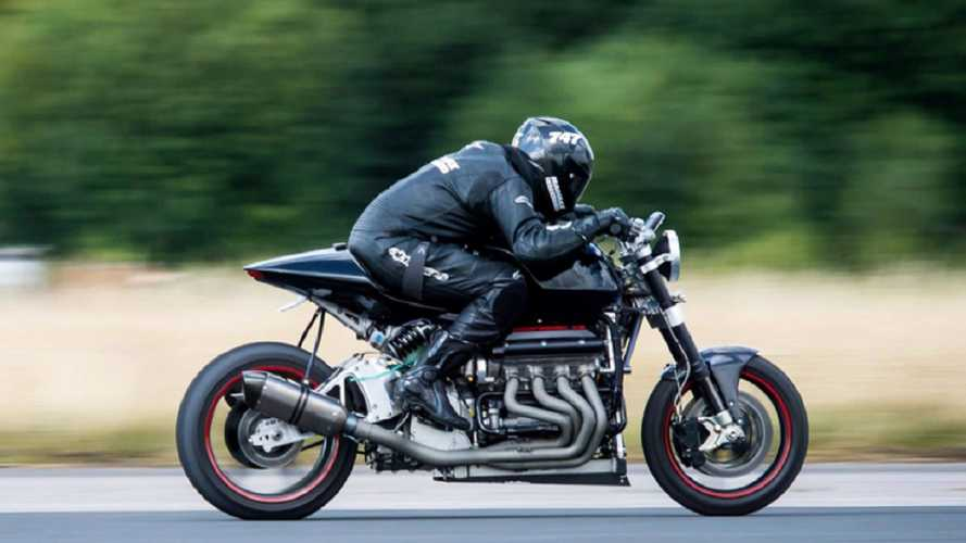 You Can Now Order A V8 Motorcycle From Speed Devil Zef Eisenberg