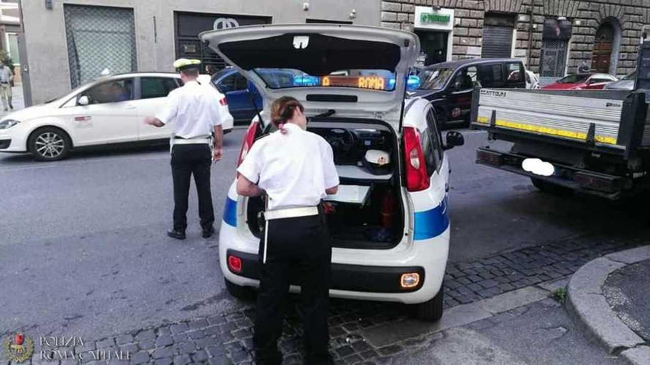 Copertina Blocco auto a Roma, il 9 febbraio è Domenica ecologica