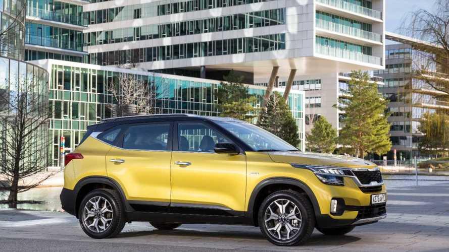 Kia Seltos станет электромобилем уже в этом году