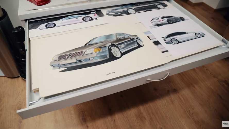 Mercedes-AMG montre des prototypes inédits jamais dévoilés
