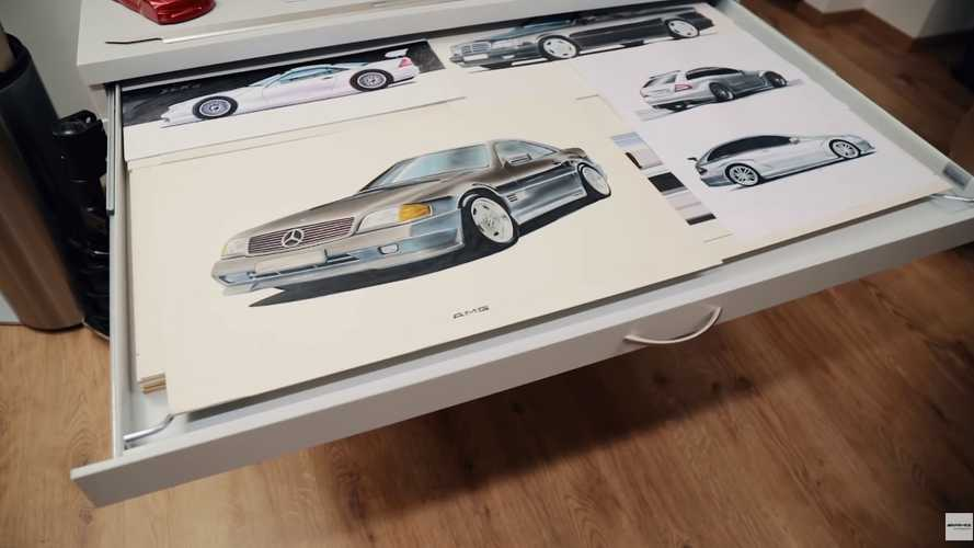 Mercedes-AMG - Modèles inédits