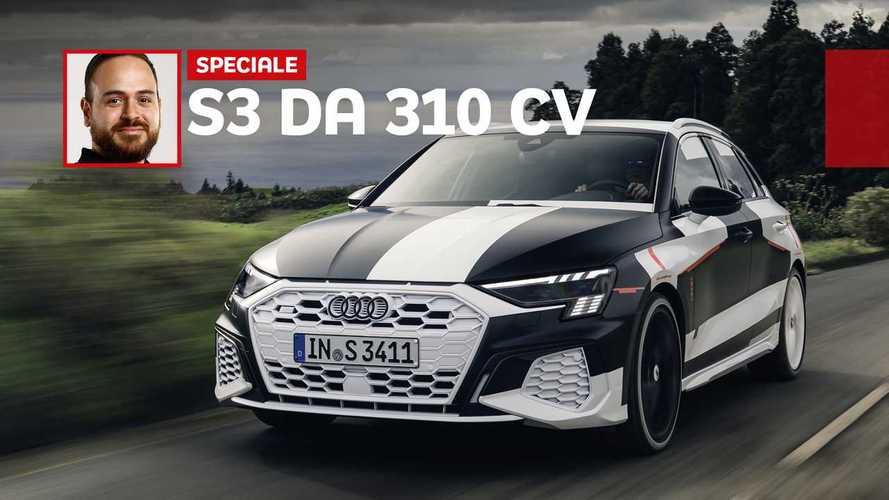 Nuova Audi A3 Sportback 2020, provata in esclusiva