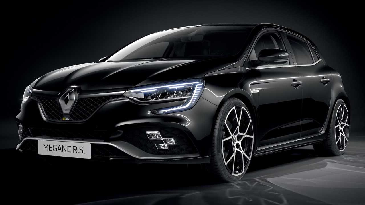 2020 Renault Megane RS Trophy facelift